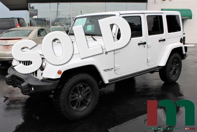 2017 Jeep Wrangler Unlimited Winter Edition   Granite City, Illinois   MasterCars Company Inc. in Granite City Illinois