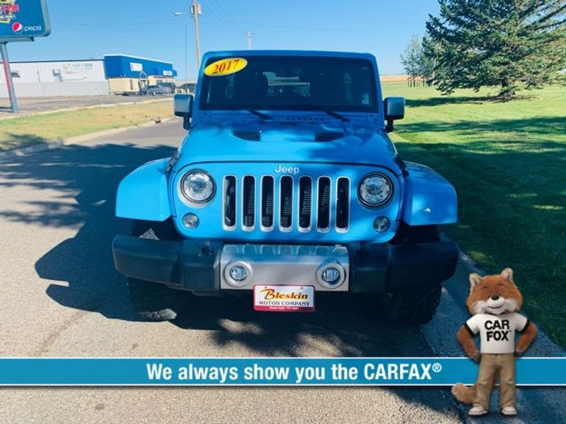 2017 Jeep Wrangler Unlimited Chief Edition  city MT  Bleskin Motor Company   in Great Falls, MT