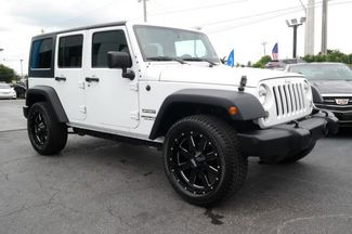 2017 Jeep Wrangler Unlimited Sport Hialeah, Florida 2