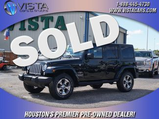 2017 Jeep Wrangler Unlimited Sahara  city Texas  Vista Cars and Trucks  in Houston, Texas