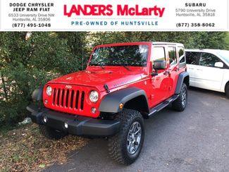 2017 Jeep Wrangler Unlimited in Huntsville Alabama