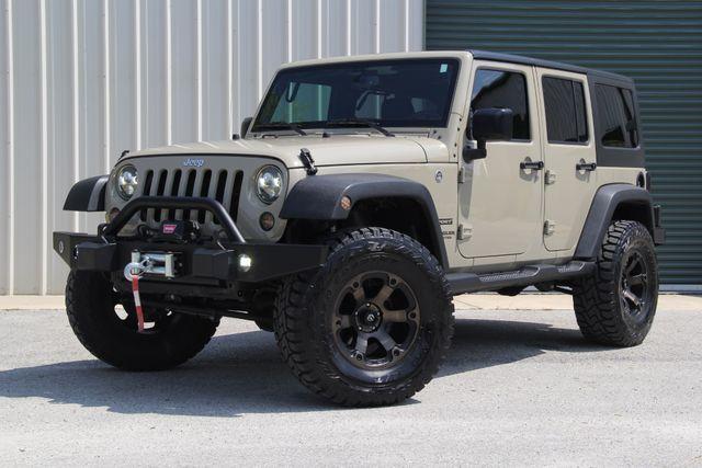 2017 Jeep Wrangler Unlimited Sport Jacksonville , FL 1