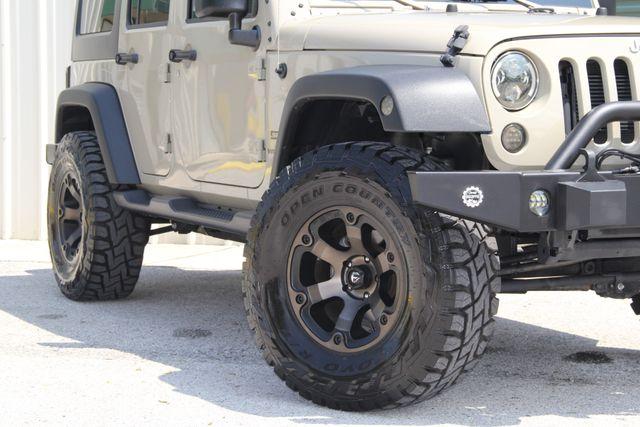 2017 Jeep Wrangler Unlimited Sport Jacksonville , FL 17