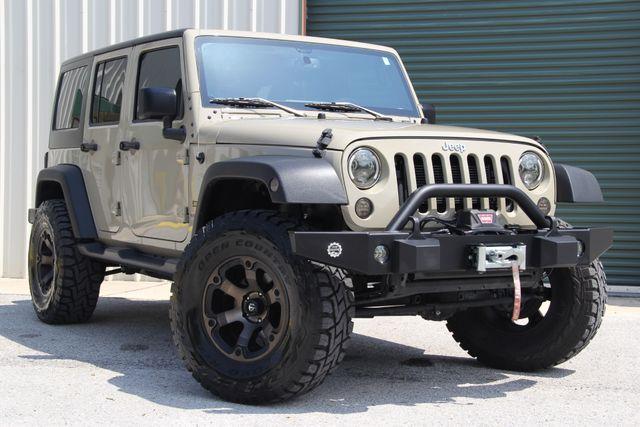 2017 Jeep Wrangler Unlimited Sport Jacksonville , FL 2