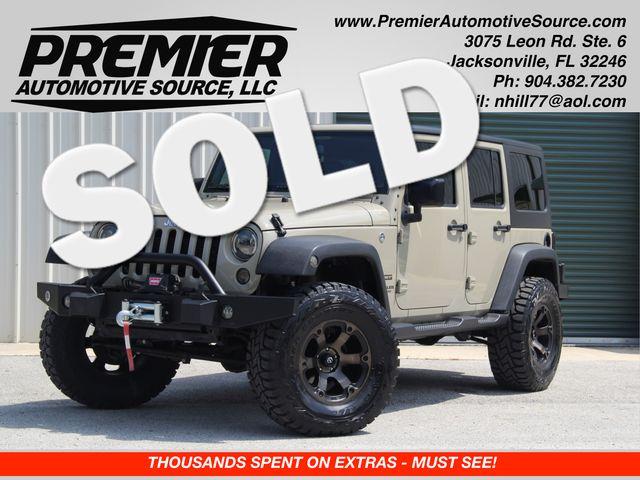 2017 Jeep Wrangler Unlimited Sport Jacksonville , FL 0