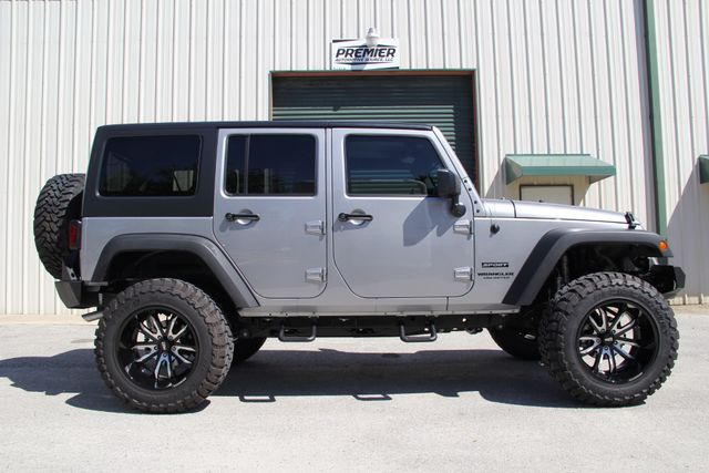 2017 Jeep Wrangler Unlimited Sport in Jacksonville FL, 32246