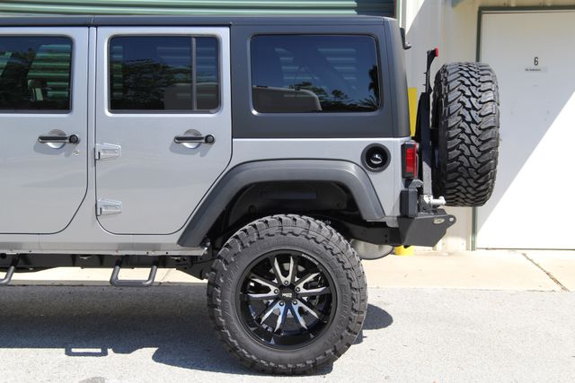 2017 Jeep Wrangler Unlimited Sport in Jacksonville , FL 32246