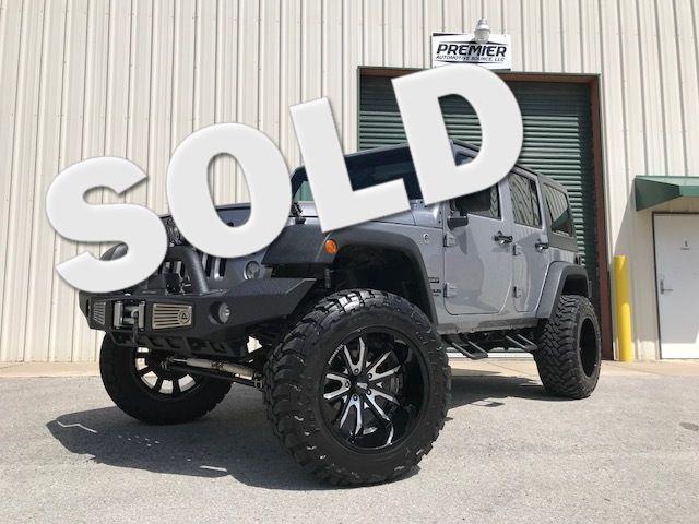 2017 Jeep Wrangler Unlimited Sport Jacksonville , FL