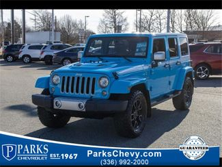 2017 Jeep Wrangler Unlimited Chief Edition in Kernersville, NC 27284