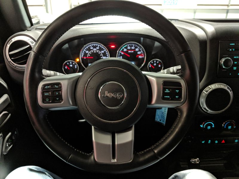 2017 Jeep Wrangler Unlimited Rubicon Hard Rock  Lake Forest IL  Executive Motor Carz  in Lake Forest, IL