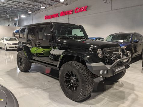 2017 Jeep Wrangler Unlimited Sahara in Lake Forest, IL