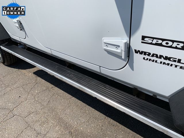 2017 Jeep Wrangler Unlimited Sport RHD Madison, NC 11