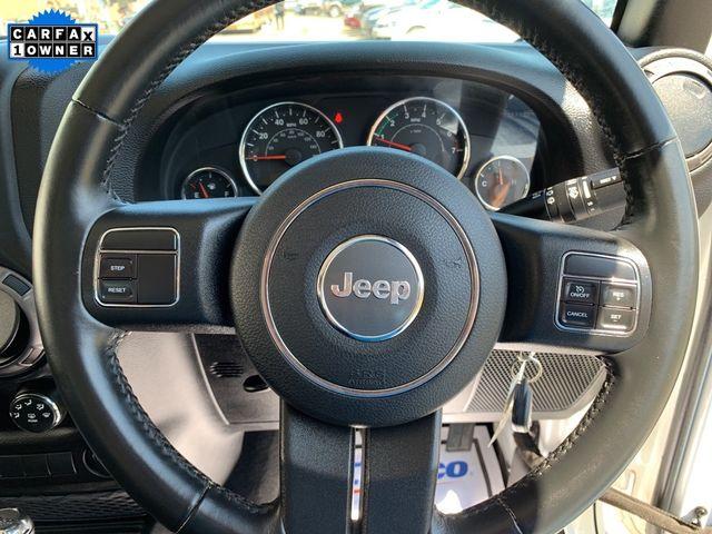 2017 Jeep Wrangler Unlimited Sport RHD Madison, NC 18
