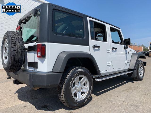 2017 Jeep Wrangler Unlimited Sport RHD Madison, NC 2