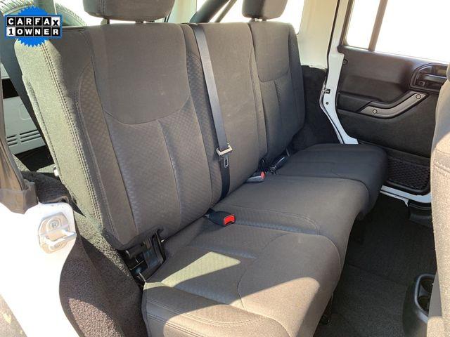 2017 Jeep Wrangler Unlimited Sport RHD Madison, NC 21