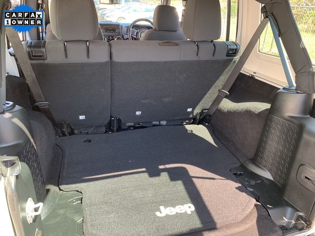 2017 Jeep Wrangler Unlimited Sport RHD Madison, NC 25