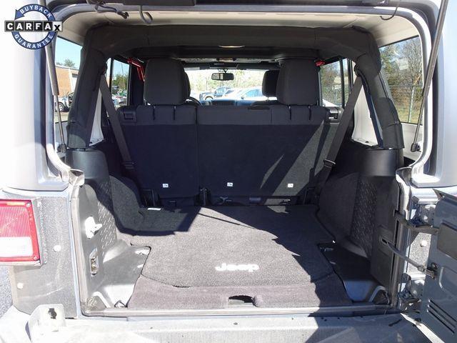 2017 Jeep Wrangler Unlimited Sport Madison, NC 17