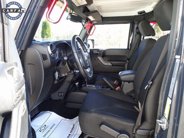 2017 Jeep Wrangler Unlimited Sport Madison, NC 28