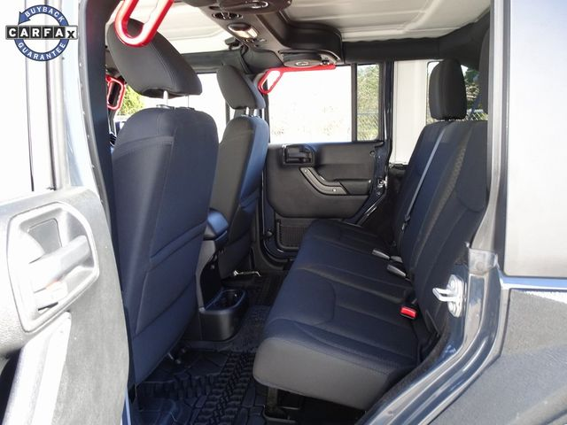 2017 Jeep Wrangler Unlimited Sport Madison, NC 31