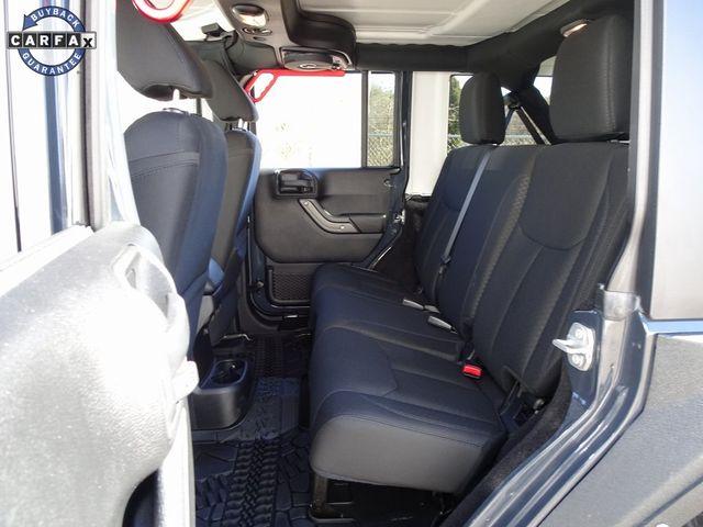 2017 Jeep Wrangler Unlimited Sport Madison, NC 32
