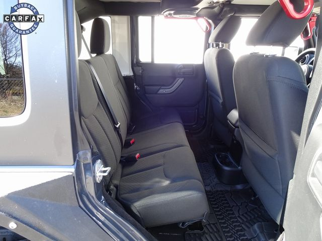 2017 Jeep Wrangler Unlimited Sport Madison, NC 34