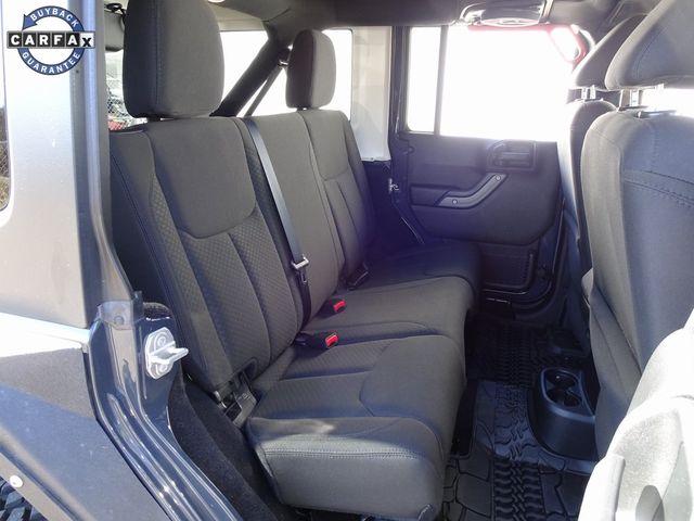 2017 Jeep Wrangler Unlimited Sport Madison, NC 35