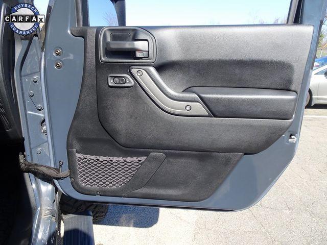 2017 Jeep Wrangler Unlimited Sport Madison, NC 40
