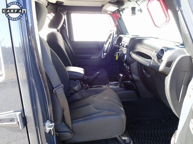 2017 Jeep Wrangler Unlimited Sport Madison, NC 41