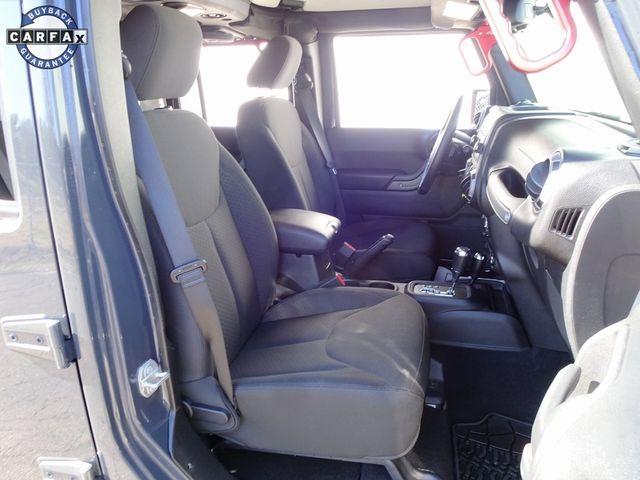2017 Jeep Wrangler Unlimited Sport Madison, NC 42