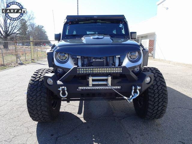 2017 Jeep Wrangler Unlimited Sport Madison, NC 6