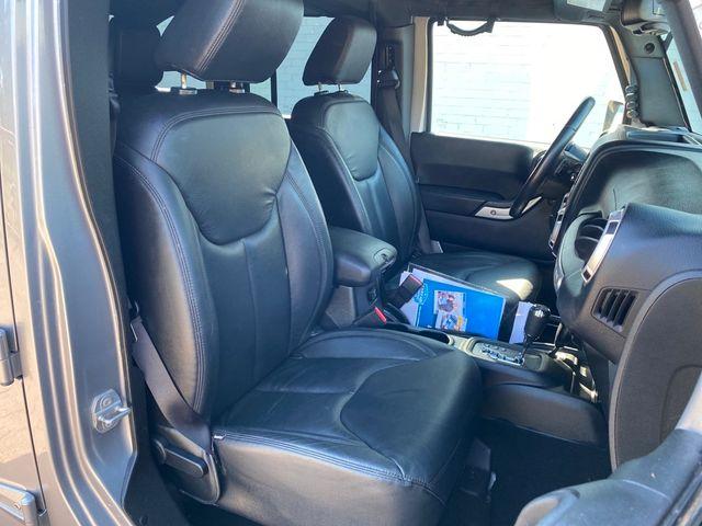 2017 Jeep Wrangler Unlimited Rubicon Madison, NC 14