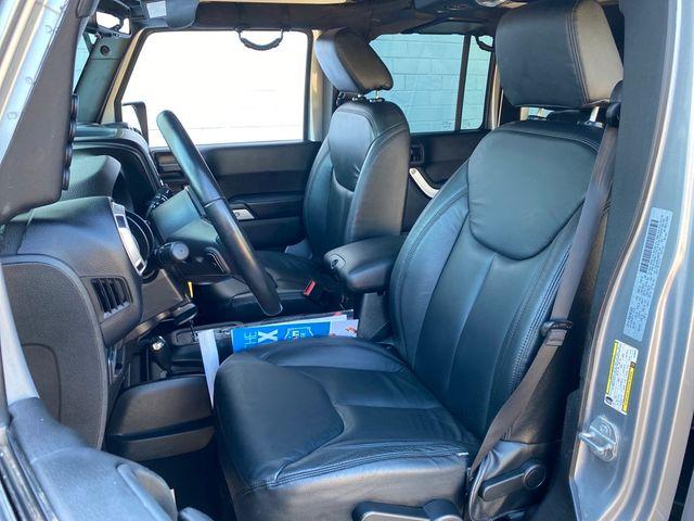 2017 Jeep Wrangler Unlimited Rubicon Madison, NC 20