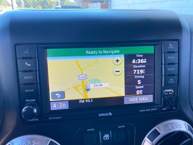 2017 Jeep Wrangler Unlimited Rubicon Madison, NC 26
