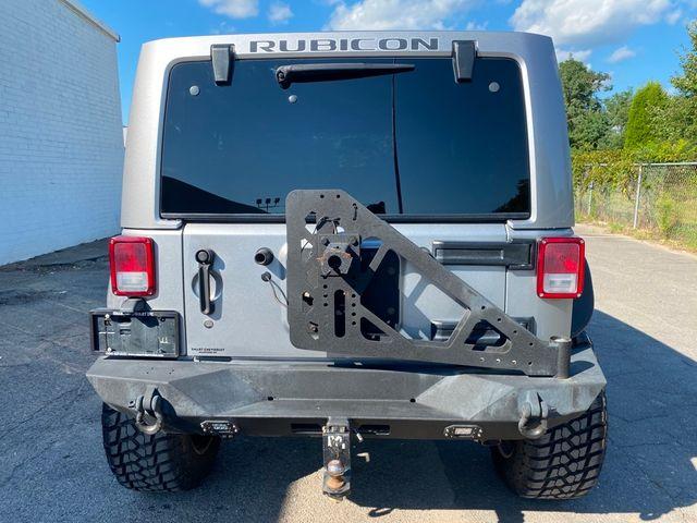 2017 Jeep Wrangler Unlimited Rubicon Madison, NC 2