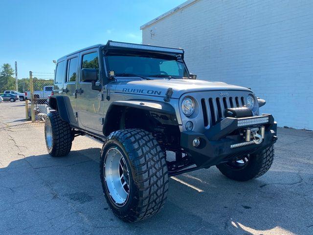 2017 Jeep Wrangler Unlimited Rubicon Madison, NC 7