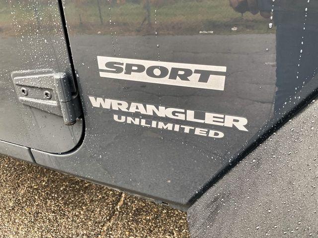 2017 Jeep Wrangler Unlimited Sport Madison, NC 9