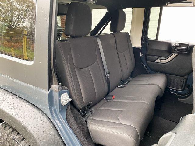 2017 Jeep Wrangler Unlimited Sport Madison, NC 11