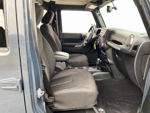 2017 Jeep Wrangler Unlimited Sport Madison, NC 12