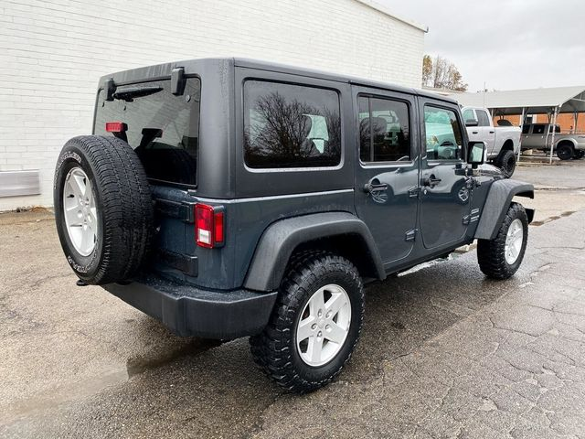2017 Jeep Wrangler Unlimited Sport Madison, NC 1