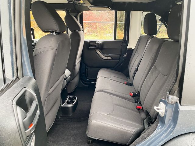 2017 Jeep Wrangler Unlimited Sport Madison, NC 19