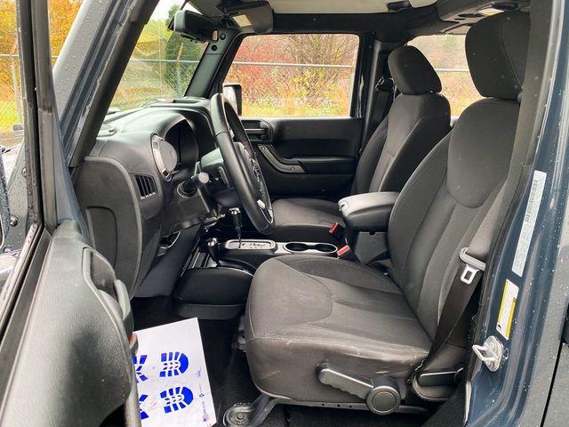 2017 Jeep Wrangler Unlimited Sport Madison, NC 23