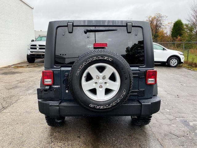 2017 Jeep Wrangler Unlimited Sport Madison, NC 2
