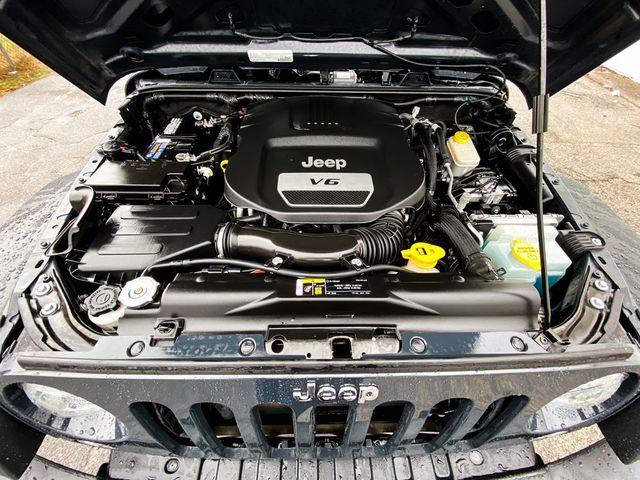 2017 Jeep Wrangler Unlimited Sport Madison, NC 36