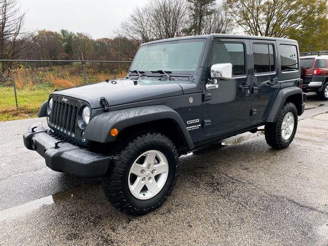 2017 Jeep Wrangler Unlimited Sport Madison, NC 5