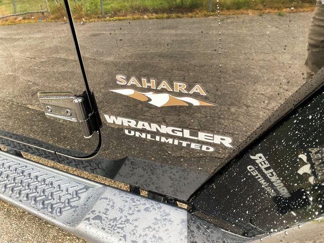 2017 Jeep Wrangler Unlimited Sahara Madison, NC 10