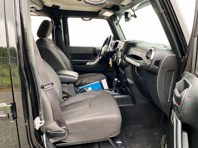 2017 Jeep Wrangler Unlimited Sahara Madison, NC 14