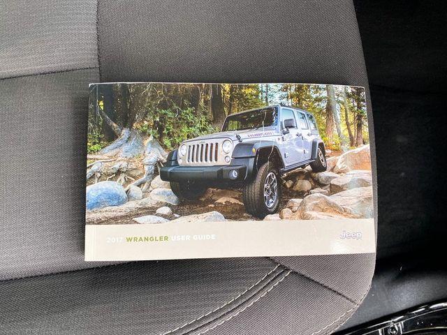 2017 Jeep Wrangler Unlimited Sahara Madison, NC 17
