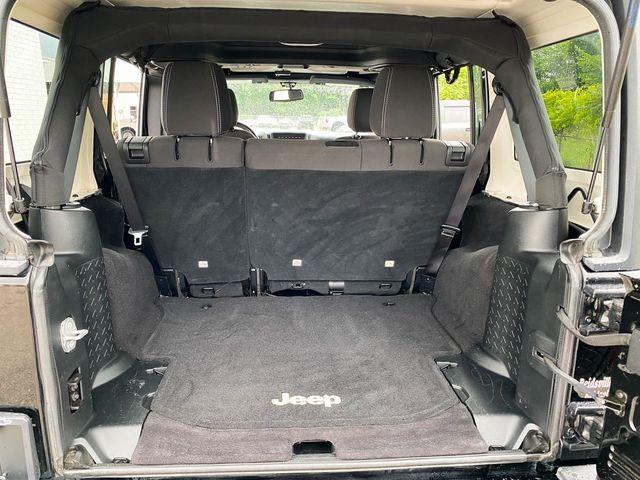 2017 Jeep Wrangler Unlimited Sahara Madison, NC 18