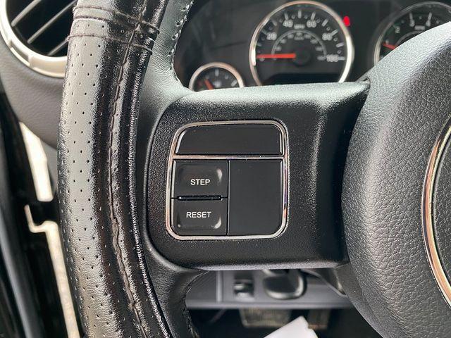 2017 Jeep Wrangler Unlimited Sahara Madison, NC 24