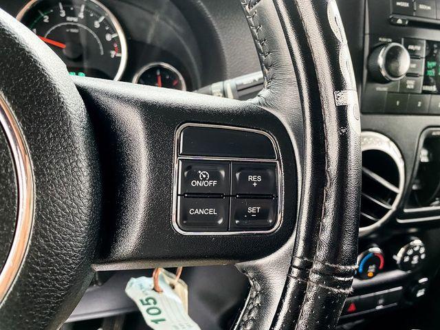 2017 Jeep Wrangler Unlimited Sahara Madison, NC 25
